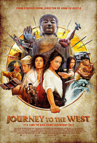Journey to the West: Conquering the Demons movie poster