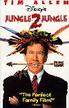 Jungle 2 Jungle movie poster