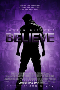 Justin Bieber's Believe preview