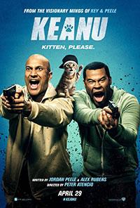 Keanu movie poster
