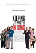 Keeping Up with the Steins movie poster