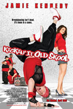 Kickin' It Old Skool movie poster