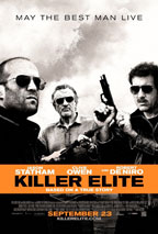 Killer Elite movie poster