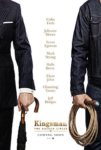 Kingsman: The Golden Circle preview