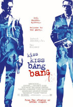 Kiss Kiss, Bang Bang movie poster
