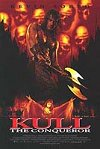 Kull The Conqueror movie poster