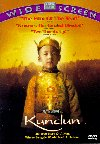Kundun movie poster