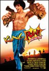 Kung Pow!: Enter the Fist movie poster