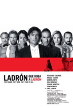 Ladron Que Roba A Ladron movie poster