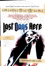 Last Days Here movie poster