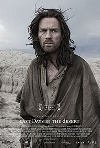 Last Days in the Desert movie poster