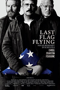 Last Flag Flying movie poster