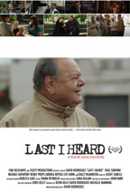 Last I Heard movie poster