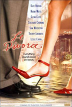 Le Divorce movie poster