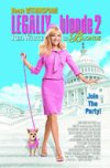Legally Blonde 2: Red, White & Blonde movie poster