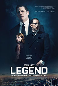 Legend movie poster