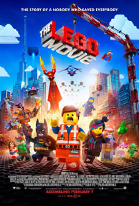 The LEGO Movie preview