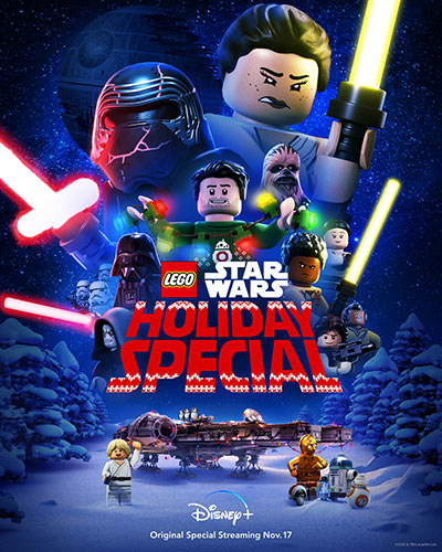 LEGO Star Wars Holiday Special preview