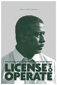 License to Operate movie poster