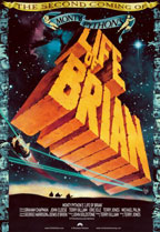 Life of Brian movie poster