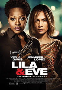 Lila and Eve movie poster