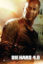 Live Free or Die Hard movie poster
