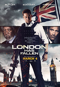 London Has Fallen preview