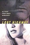 Lost Highway movie poster