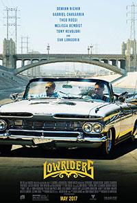 Lowriders movie poster