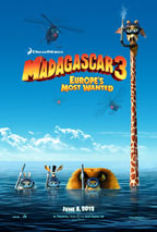 Madagascar 3: Europe's Most Wanted preview
