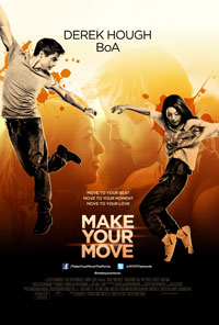 Make Your Move movie poster