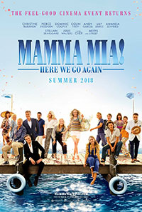 Mamma Mia: Here We Go Again! preview