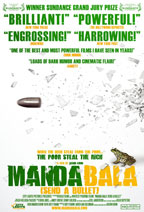 Manda Bala movie poster