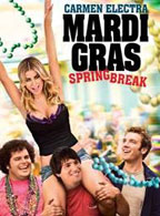 Mardi Gras: Spring Break movie poster
