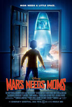 Mars Needs Moms movie poster