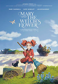 Mary and The Witch's Flower preview