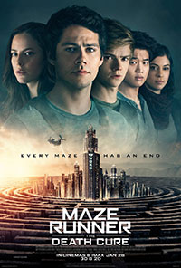 Maze Runner: The Death Cure preview