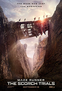 Maze Runner: The Scorch Trials preview