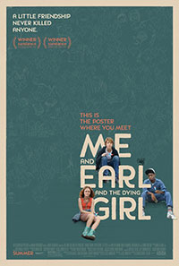 Me and Earl and the Dying Girl preview