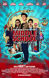 Middle School: The Worst Years of My Life preview
