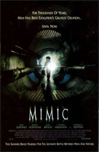 Mimic movie poster