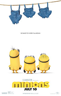 Minions preview