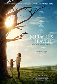 Miracles from Heaven preview