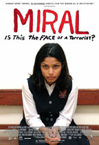 Miral movie poster