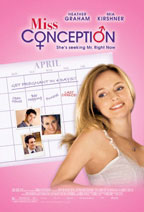 Miss Conception movie poster