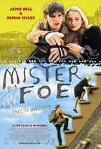 Mister Foe movie poster