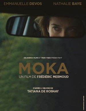 Moka movie poster