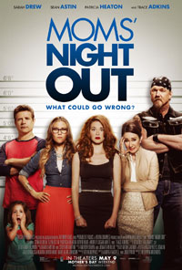 Mom's Night Out movie poster