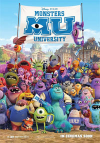 Monsters University preview