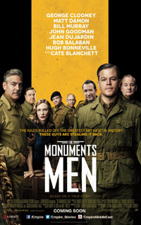 The Monuments Men preview